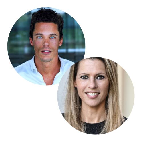 Martijn Zoetebier & Ingrid Cleen
