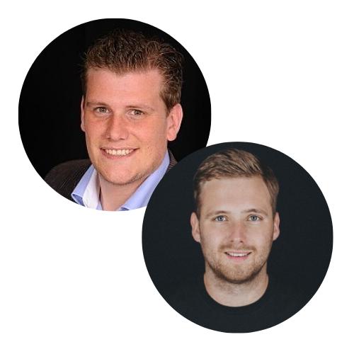 Jonathan Gillyns & Arne Snauwaert