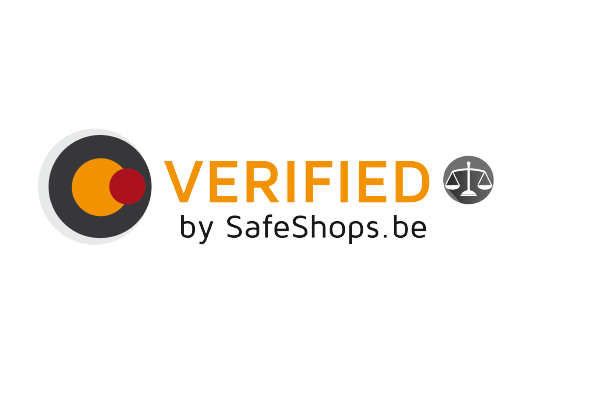 Safeshops.be verfied logo