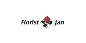 Florist Jan Logo