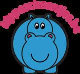Hippeschoentjes Logo