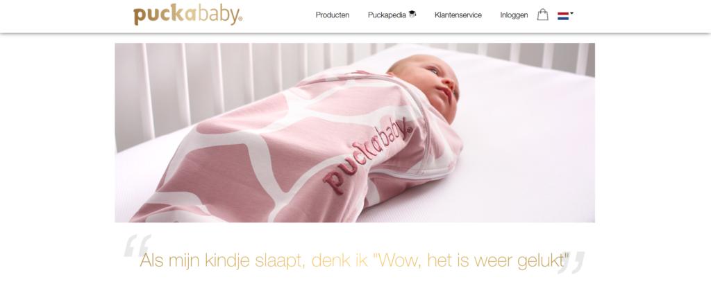 webshop puckababy